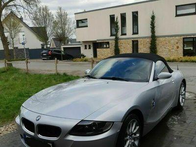 gebraucht BMW Z4 Roadster 2.5i, 6 Zylinder, Top Zustand, Navi