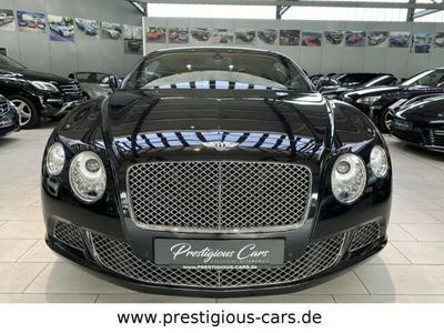 gebraucht Bentley Continental GT 6.0 W12 LederDarkBourbon ONYX TOP