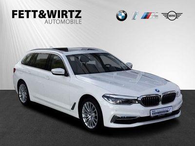 gebraucht BMW 540 i xDrive Touring Luxury DA+ Pano HUD LED