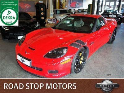 gebraucht Corvette Grand Sport C6 Coupe60th Anni/BRD/1.Hd/Unfallfrei