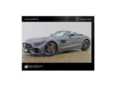 gebraucht Mercedes AMG GT C Roadster DISTRONIC/Keramik/LED