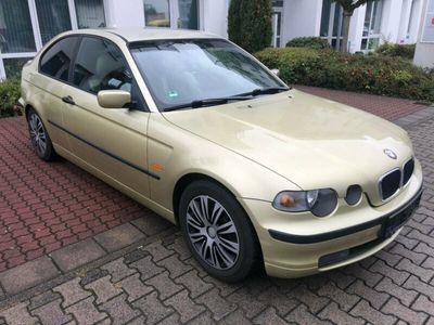 gebraucht BMW 316 Compact ti - Automatik - TÜV neu