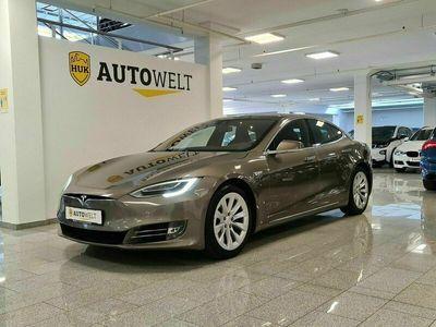 gebraucht Tesla Model S 75D Pano+LED+NAVI+LEDER+PANORAMADACH Navi/BC