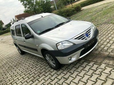 gebraucht Dacia Logan 1.6 Servo Klima kein tüv BJ2007
