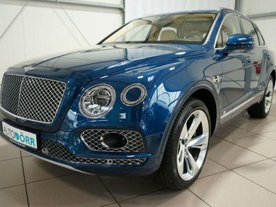 gebraucht Bentley Bentayga 6.0 W12 LED+Naimpremium+Entertainment