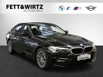 gebraucht BMW 520 i Sport HiFi