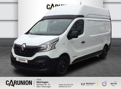 gebraucht Renault Trafic Kastenwagen Komfort L2H