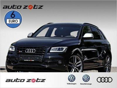 gebraucht Audi SQ5 3.0 TDI competition Assis, MMI, optikpaket