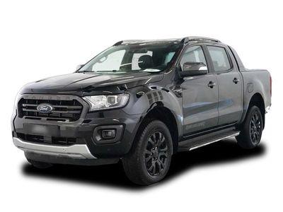 gebraucht Ford Ranger Wildtrak DOKA #BESCHICHTUNG #AHK #LED