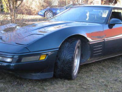 gebraucht Corvette C4 Targa automatic, TÜV bis 2021