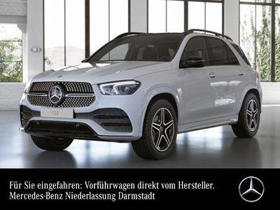 gebraucht Mercedes 300 GLEd 4M AMG WideScreen Pano LED Night Keyl-GO