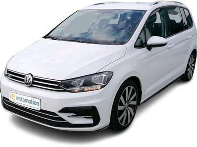 gebraucht VW Touran Touran1.4 TSI Sound R-Line NaviAHKBluetoothSitzheizungClimatronic