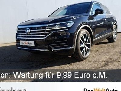 gebraucht VW Touareg 3.0 TDI V6 4Motion tiptronic Atmosphere