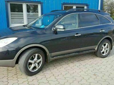 gebraucht Hyundai Veracruz 3.0 V6 CRDi Premium als SUV/Geländewagen/Pickup in Rethwisch