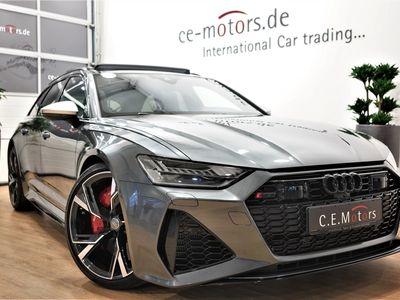 gebraucht Audi RS6 4.0 TFSI Av 305km h Stadt&Tour
