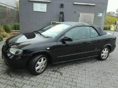 begagnad Opel Astra Cabriolet 1,6-16V Bertone