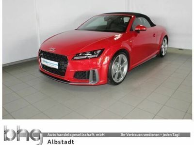 gebraucht Audi TT Roadster S line, Navi Plus, Kopfraumheizung,