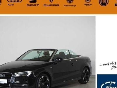 gebraucht Audi A3 Cabriolet 2.0 TDI clean diesel DPF S-line
