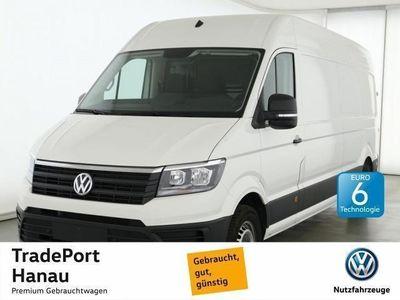 gebraucht VW Crafter 35 Kasten LR HD Klima Laderaumpaket