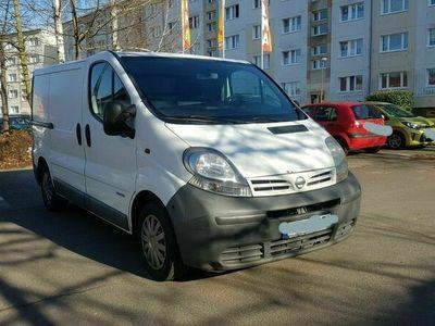 gebraucht Nissan Primastar dCi 100 2,7t L1H1 als Van/Kleinbus in Prenzlau