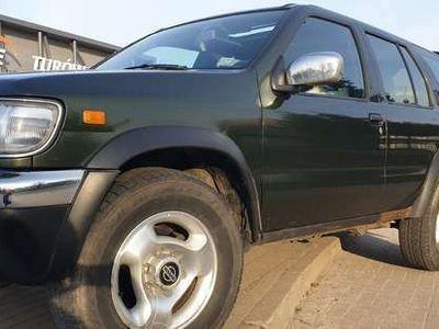 gebraucht Nissan Pathfinder 3.3 V6 Automatik