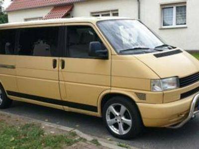 gebraucht VW T4 Langer Radstand,1.9TD,LKW Zulassung,3 Sitzer,Innenausbau
