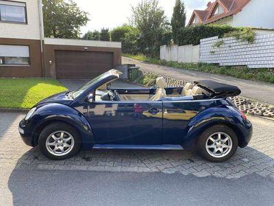 gebraucht VW Beetle NewCabriolet 1.8