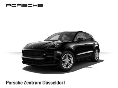 gebraucht Porsche Macan Panorama Komfortsitze Spurwechselassistent