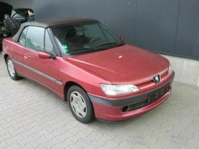 gebraucht Peugeot 306 Cabriolet Saint-Tropez * 166tkm *