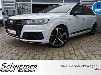 gebraucht Audi Q7 50 TDI QUATTRO TIPTRONIC S LINE+STHZ+NACHSICHT