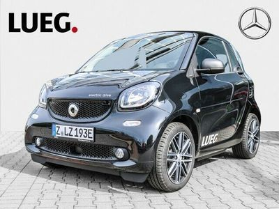käytetty Smart ForTwo Electric Drive passion cool&media+LED+Kam