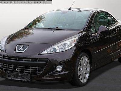 gebraucht Peugeot 207 CC 1.6 16V HDI 110 FAP All