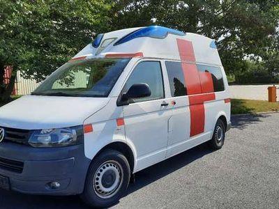gebraucht VW T5 Krankenwagen ALLRAD Hornis Hochdach - ATM