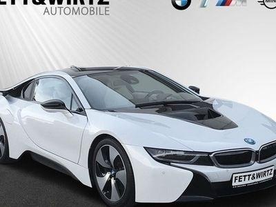 gebraucht BMW i8 - LED Navi HUD PDC Sitzhzg. Klima