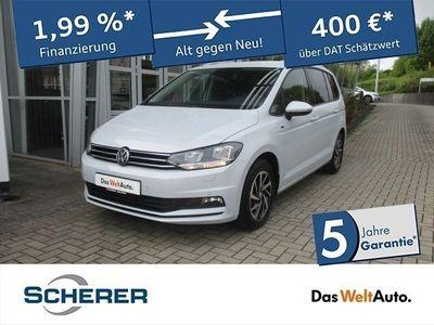 gebraucht VW Touran 1.5 TSI DSG JOIN 7SITZER/NAVI/SITZHZG
