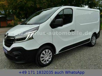 gebraucht Renault Trafic L1H1 3,0t dCi 120 Klima / PDC / Facelift