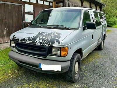gebraucht Ford Econoline E150 Club Wagon - 4,6L, V8 Triton - EZ 05-1998