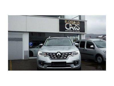 gebraucht Renault Alaskan INTENS DOUBLE CAB 4X4 190 PS AUTOMATIK