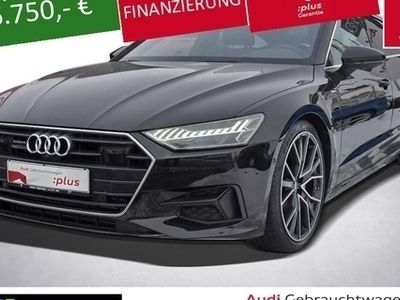 used Audi A7 50 TDI quattro tiptronic ACC+AHK+HD-Matrix-LED+Pan