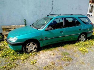 used Peugeot 306 Kombi 1.4 Benzin