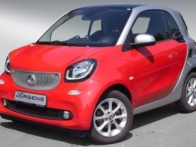 gebraucht Smart ForTwo Coupé 52 kW Pano.+Cool&Audio