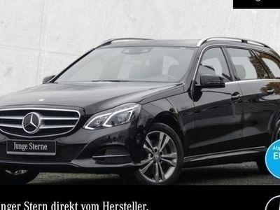 gebraucht Mercedes E250 4M BT Avantgarde Distr+ COMAND ILS LED AHK