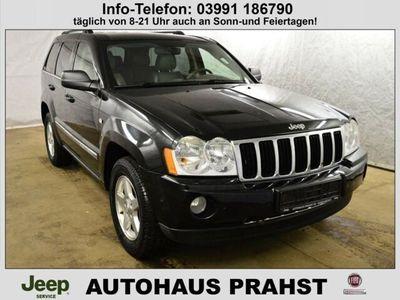 gebraucht Jeep Grand Cherokee Limited 3.0 CRD