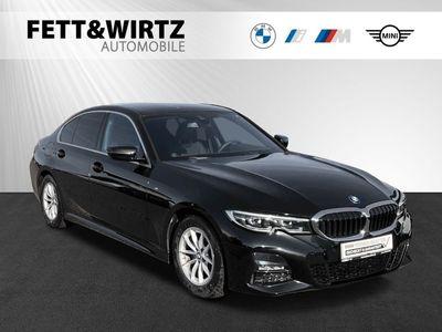 gebraucht BMW 318 d M Sport
