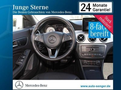 gebraucht Mercedes CLA200 Shooting Brake Urban Xenon Navi Sitzhzg.