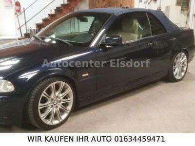gebraucht BMW 318 Cabriolet Baureihe 3 318 Ci LPG Tüv 2022*Lederausst
