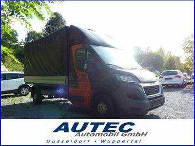 gebraucht Peugeot Boxer Pritsche 335 L3 2.2 HDi Klima AHK