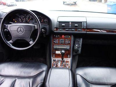 gebraucht Mercedes 600 SE Voll. Deutsches Fahrzeug Sammlerzustand
