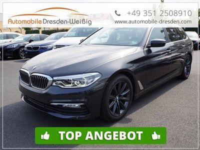 gebraucht BMW 520 iA*HeadUp*Pano*DrivingAssist*KeyGo
