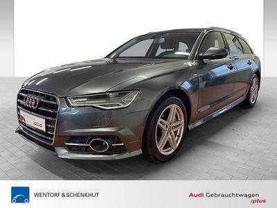 gebraucht Audi A6 Avant 3.0 TDI quattro S-line ACC AHK Keyless Matrix Bose